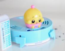 『ちゃお』付録ロボット掃除機