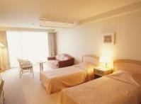 ホテル の部屋