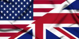アメリカ イギリス 国旗
