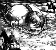 地面を這う巨人