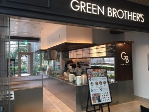 GREEN BROTHERS 仙石山森タワー店