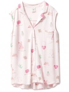 ジャーニーノースリーブシャツ2