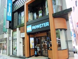 ICE MONSTER 表参道店