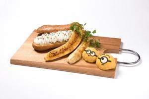 ミニオンも大好き!カラメル焼きバナナ