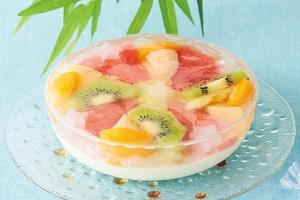 季節のフルーツレアチーズ
