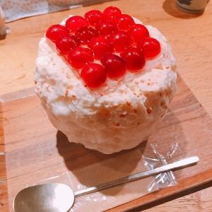 佐藤錦さくらんぼレアチーズ