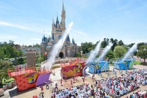 東京ディズニーランド 2017 夏祭り