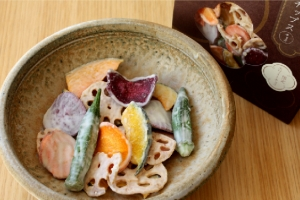 麻布野菜菓子 野菜チップス