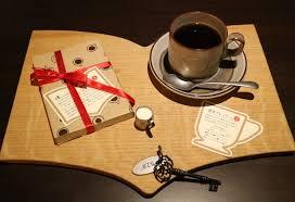 本と珈琲 梟書茶房3
