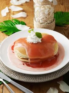 グァバシフォンパンケーキ