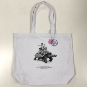 ヨコハマトリエンナーレ2017公式グッズ トートバッグ