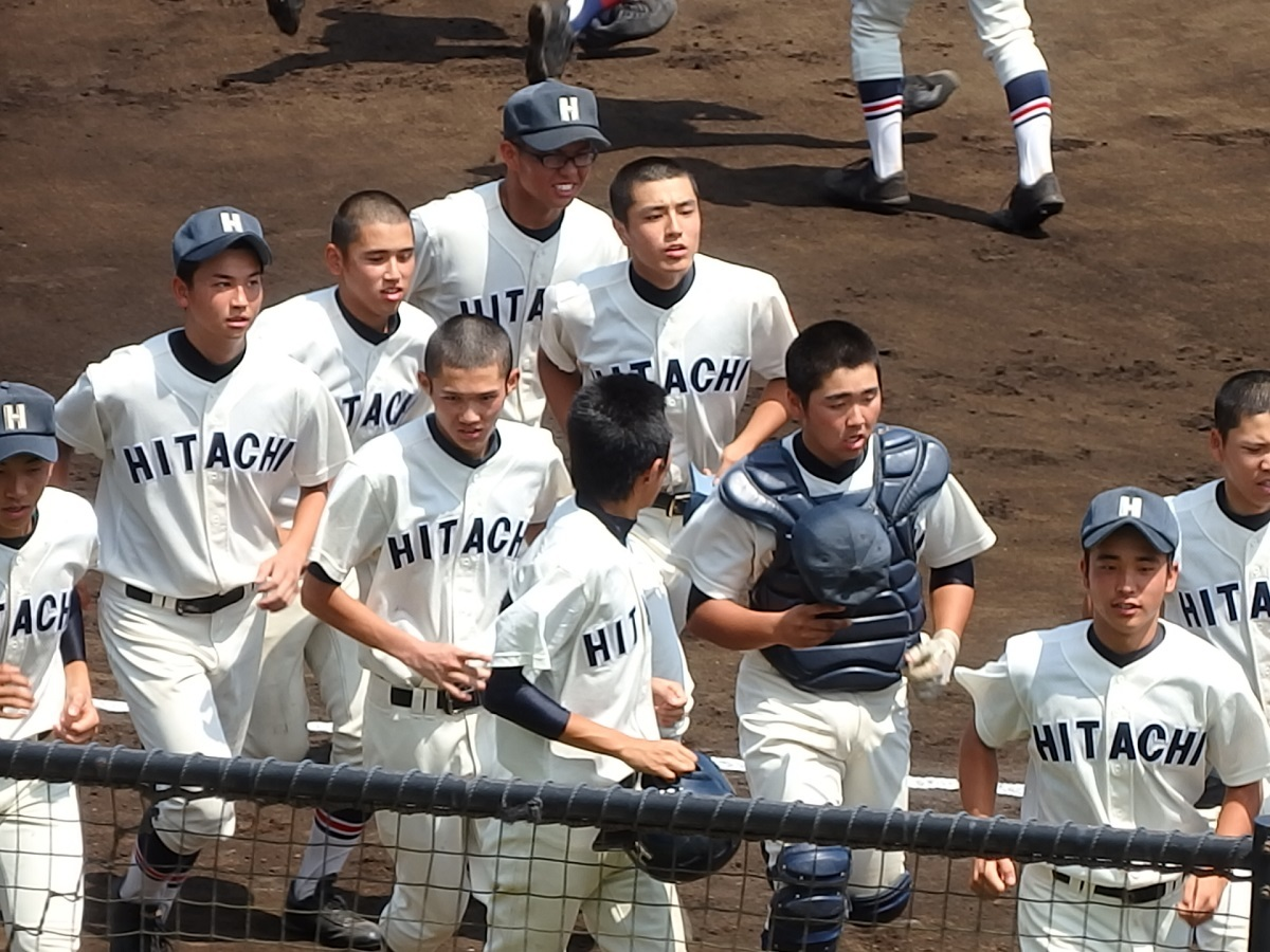 01_日立工試合前