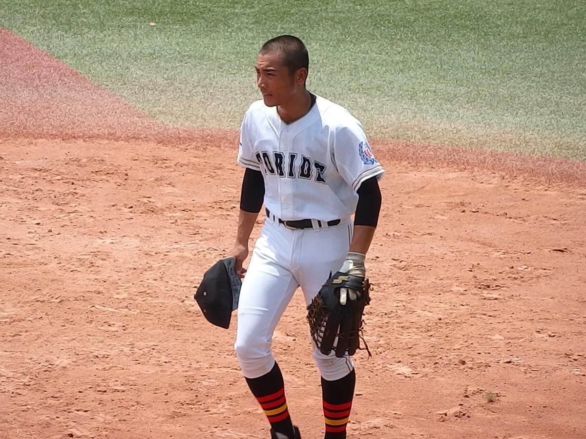 17_取手一の主将武藤くんは声を出してよくチームを引っ張った!