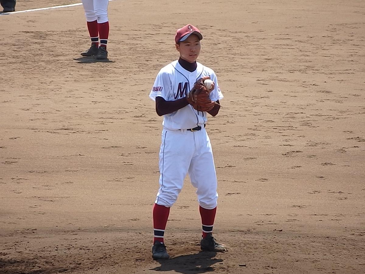 13_水戸桜ノ牧は、大量失点したあとに信頼のおける背番号10友部くんが登板