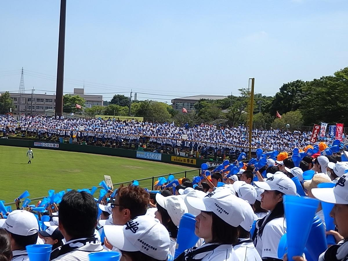 05_水城の全校応援!