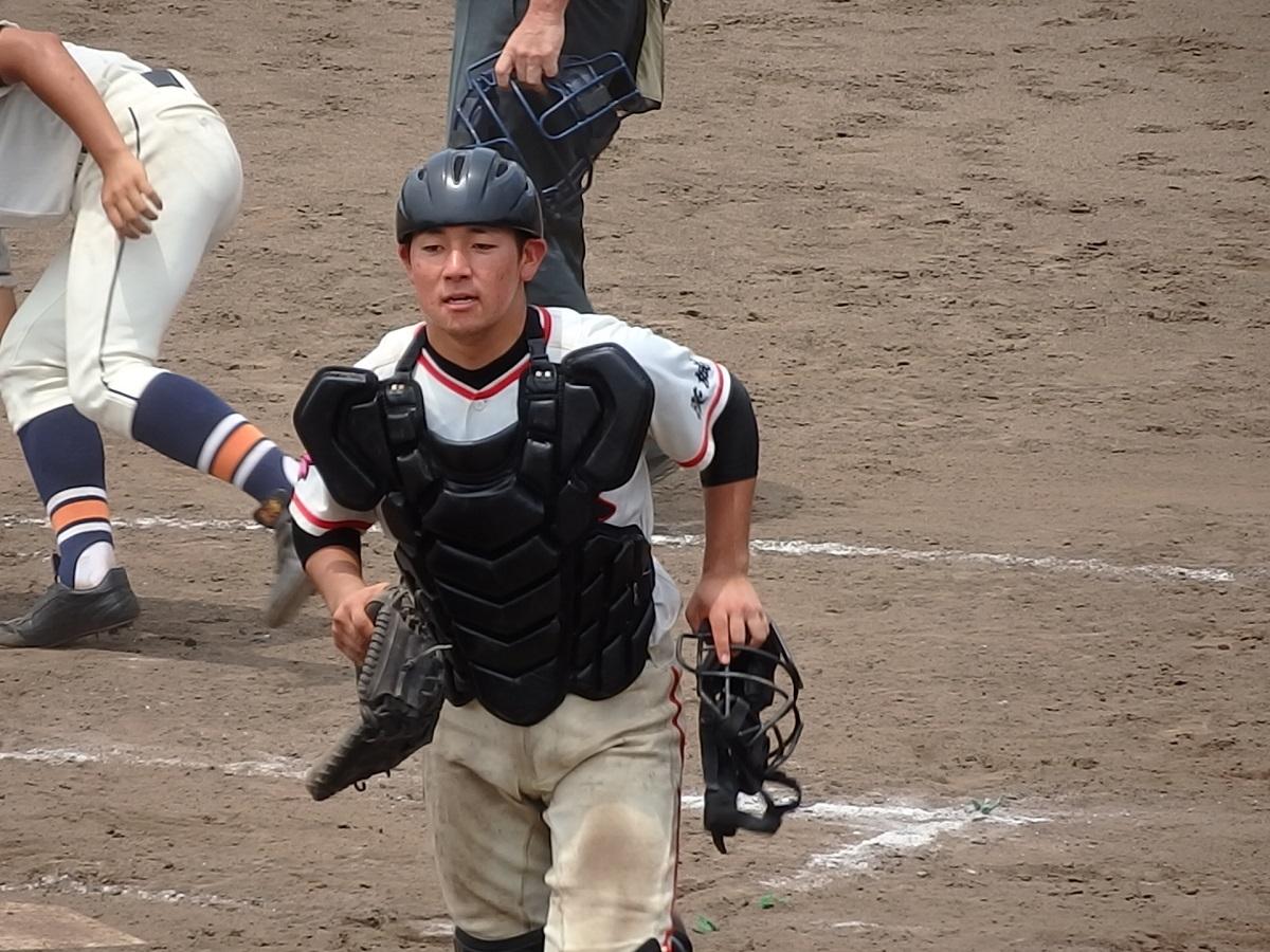 28_エースの頑張りを支える土浦日大捕手小澤くん