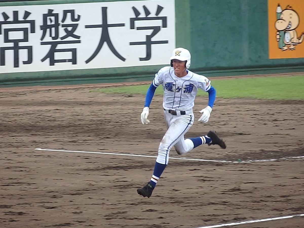 15_霞ヶ浦の遠藤くんが4点目のホームへ!