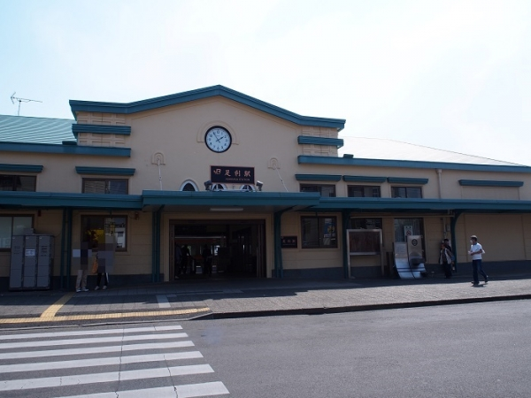 足利駅(1)