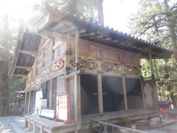 東照宮三猿(7)