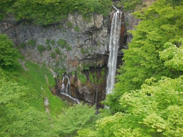 華厳滝(2)