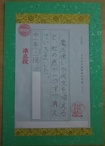 硬筆5-1705