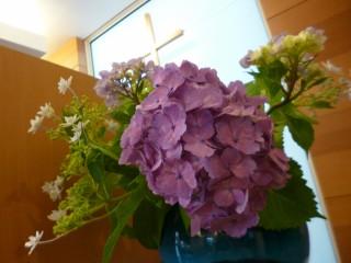 花と講壇25
