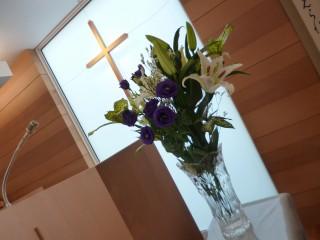 花と講壇26