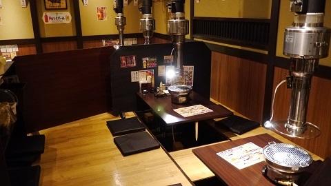 炭火焼肉 牛乃家 札幌駅北口店