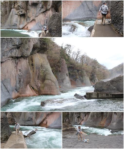 吹き割の滝②5月1日2017