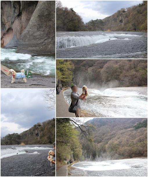 吹き割の滝③5月1日2017