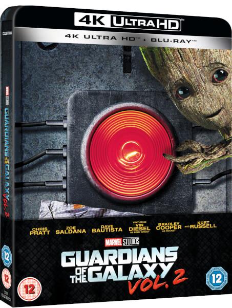 ガーディアンズ・オブ・ギャラクシー:リミックス スチールブック