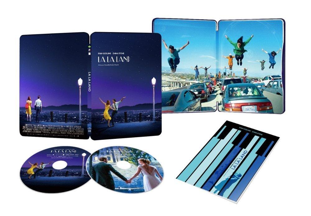 ラ・ラ・ランド La La Land steelbook スチールブック