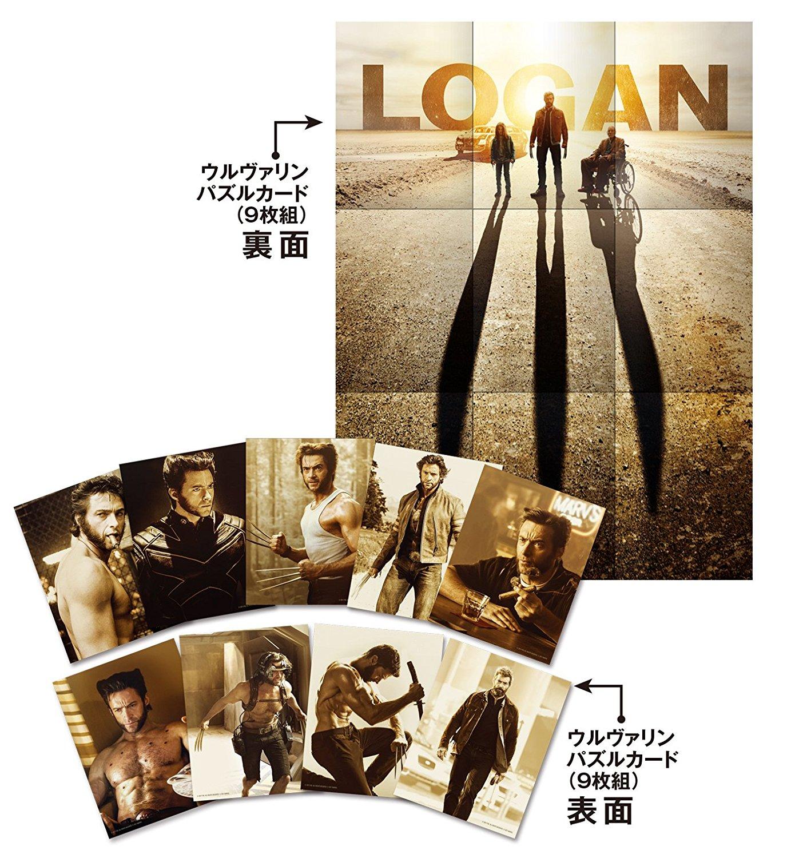 LOGAN/ローガン steelbook スチールブック