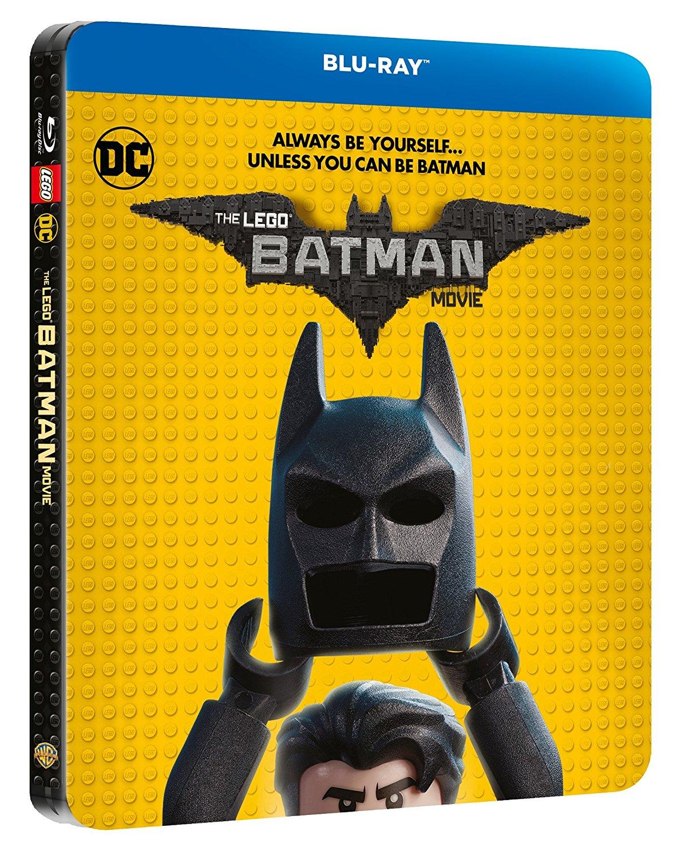 レゴ(R)バットマン ザ・ムービー スチールブック THE LEGO BATMAN MOVIE STEELBOOK