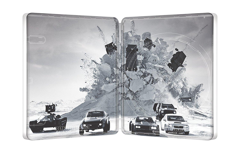 ワイルド・スピード ICE BREAK steelbook スチールブック