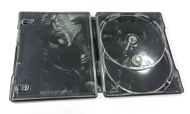 エイリアン:コヴェナント 北米盤 スチールブック Alien Covenant steelbook