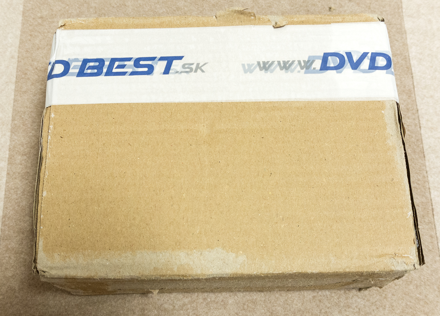 DVDBEST.sk 通販 買い方