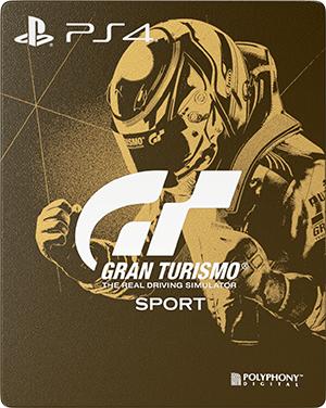 グランツーリスモSPORT リミテッドエディション スチールブック steelbook