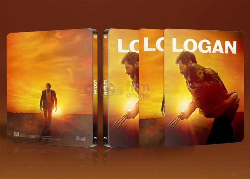 LOGAN ローガン FAC FilmArena steelbook スチールブック