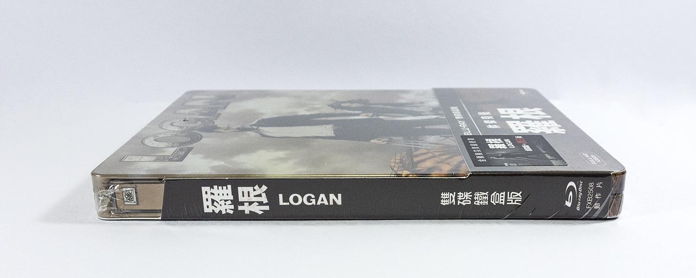 LOGAN steelbook ローガン スチールブック