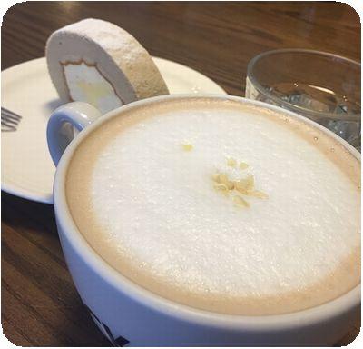 Check Caféラテ