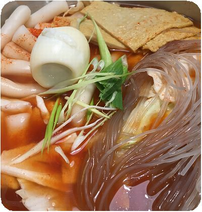 Tigertopoki鍋