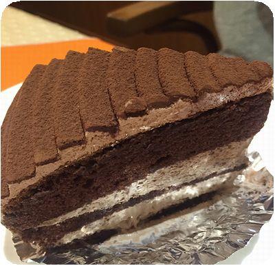 巴登咖啡チョコケーキ