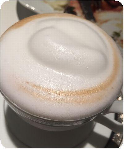 法式派翠克餐廳コーヒー