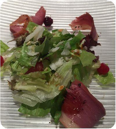 法式派翠克餐廳サラダ