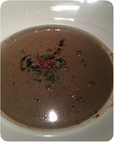 法式派翠克餐廳スープ