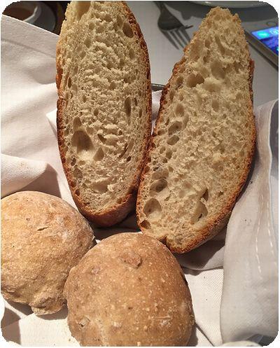 法式派翠克餐廳パン