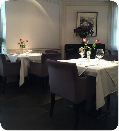 法式派翠克餐廳店内