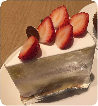 Le Ruban ショートケーキ
