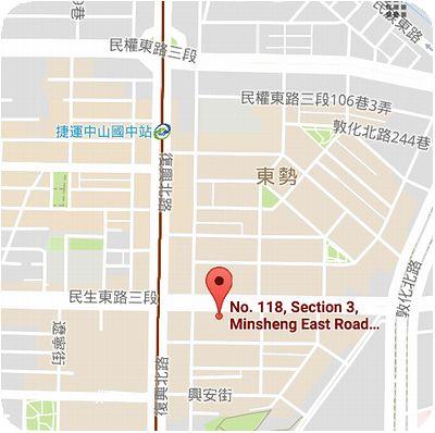 杭州小籠湯包地図